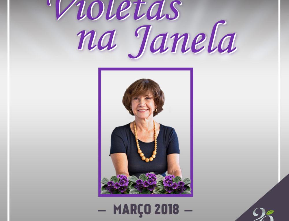 """UCESS faz 20 anos e celebra com espetáculo """"Violetas na Janela"""""""