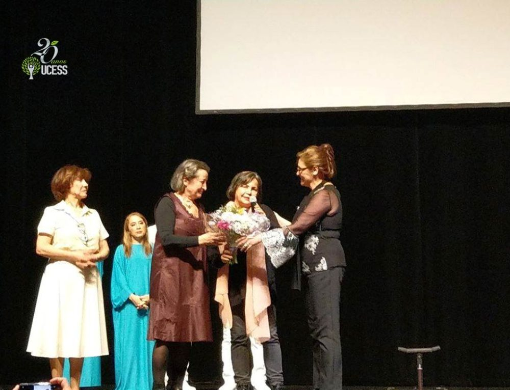 Susana Maia e Nelly Berchtold homenageadas em Basel