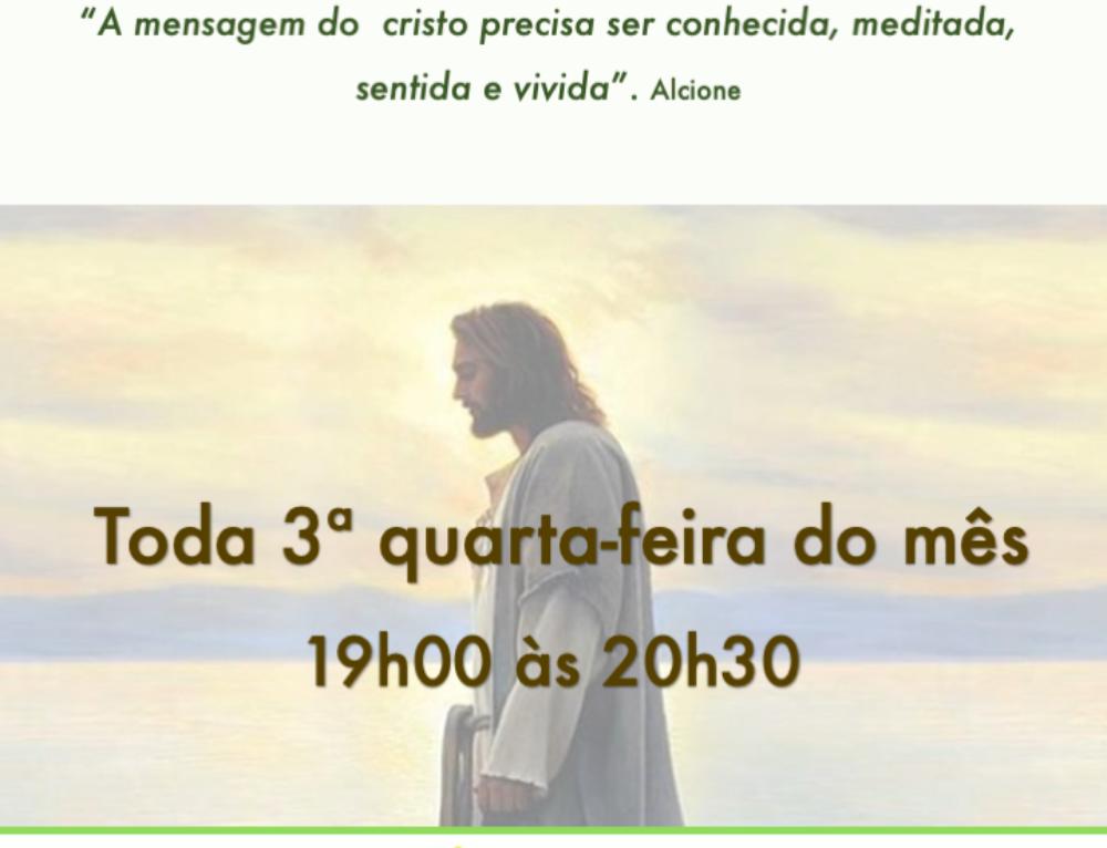 Evangelho Redivivo, próximo encontro  19/06/2019.