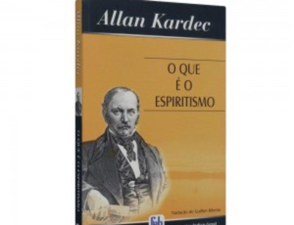 160 anos do livro  O que é o Espiritismo