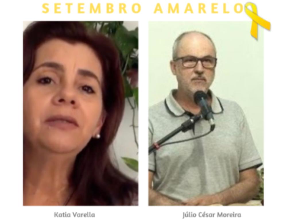 "Ciclo de palestras antecipa o ""SETEMBRO AMARELO"""