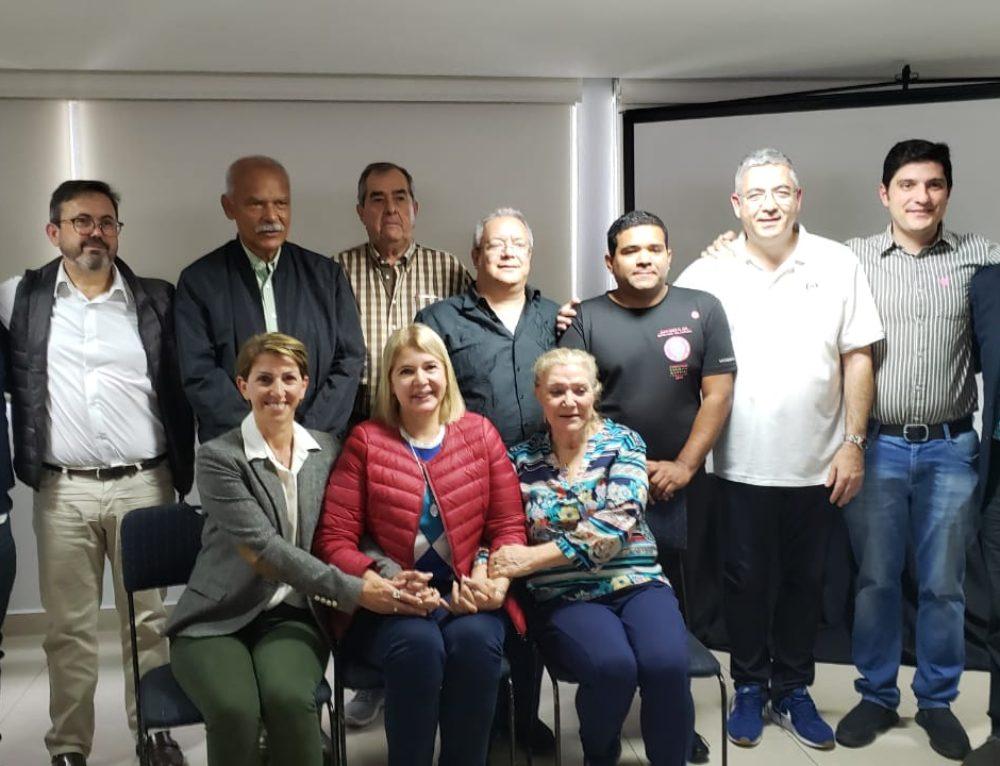 Nova Comissão Executiva do CEI-Conselho Espírita Internacioal.