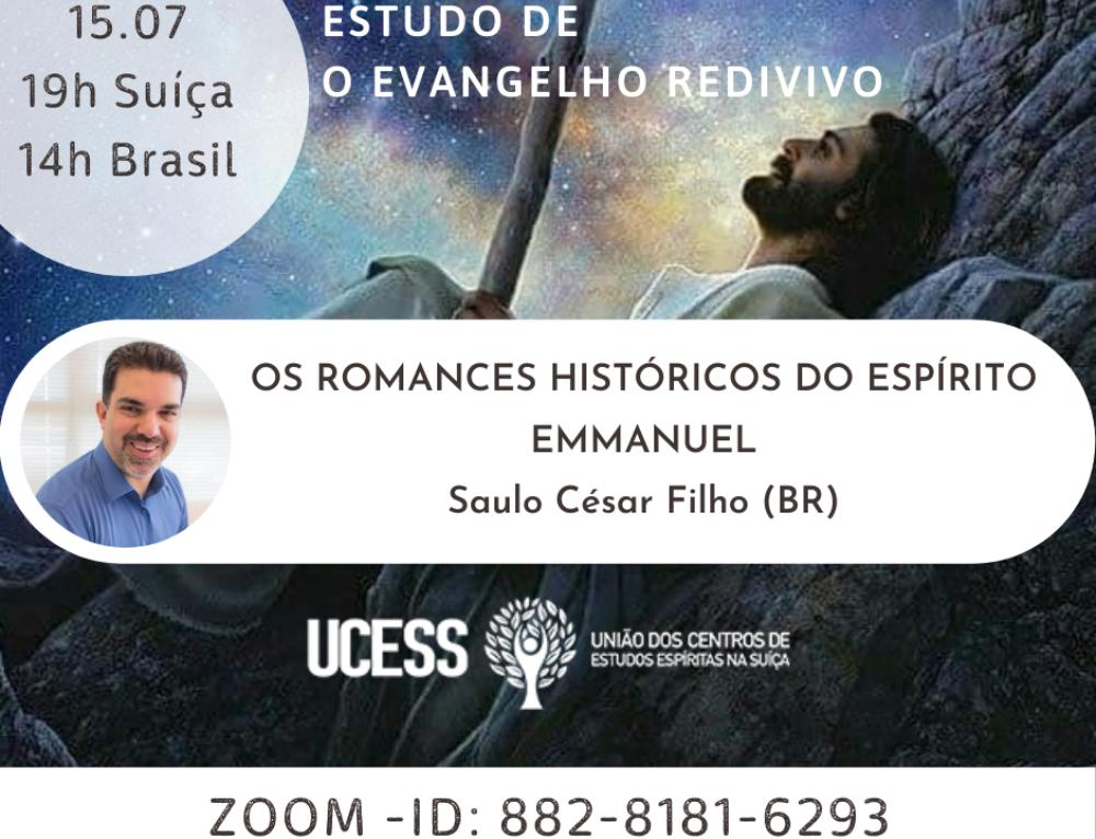 Os Romances Históricos de Emmanual.