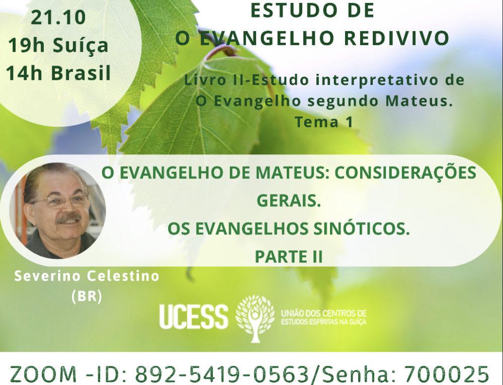 Estudo do Evangelho Redivivo