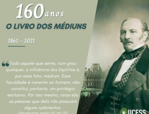"""160 anos de """"O Livro dos Médiuns"""""""